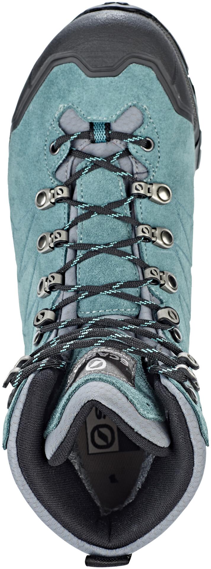 Scarpa ZG Trek GTX Schuhe Damen nile bluelagoon